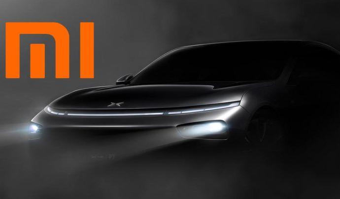 Xiamo Electronic car